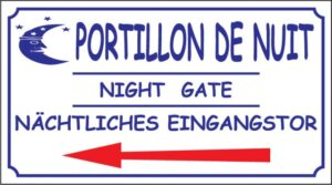 Portillon de nuit