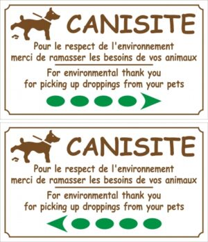Canisite (directionnel)