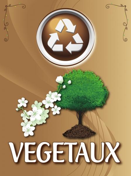 Recyclage Végétaux