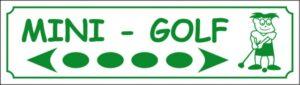 Mini-golf (directionnel)