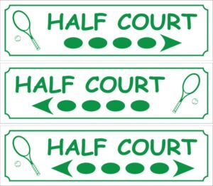 Half Court (directionnel)