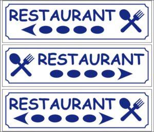 Restaurant (directionnel)