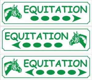 Equitation (directionnel)
