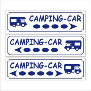 Camping-car directionnel