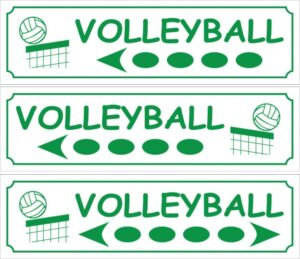 Volley-ball (directionnel)