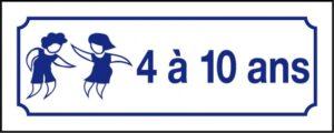 Age conseillé (logo)