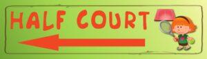 Half Court directionnel