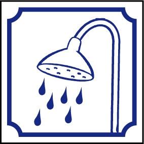 Logo douche