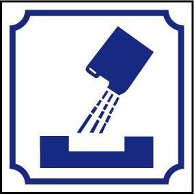 Logo WC chimique