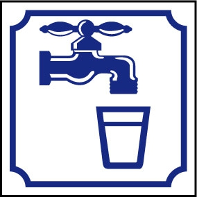 Logo eau potable