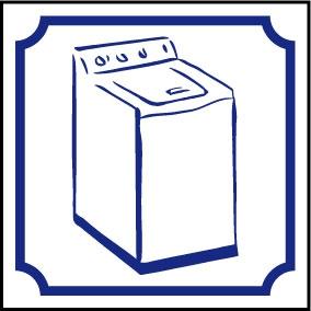 Logo machine à laver