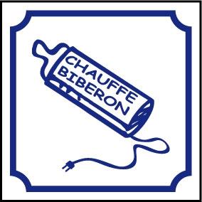 Logo chauffe-biberon