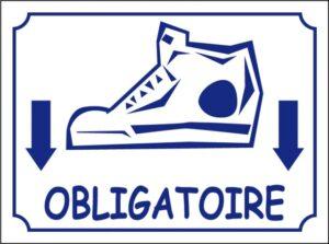 Rangement chaussures obligatoire