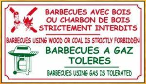 Barbecues bois et gaz