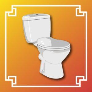 Logo WC cuvette
