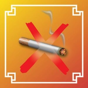 Logo interdit de fumer