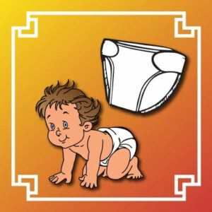 Logo nursery couche