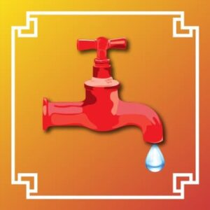 Logo eau chaude