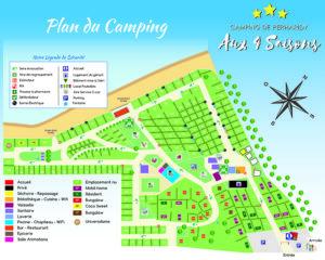 Plan camping sur plaque métal