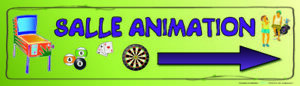 EBCD Signalétique Camping - JN009b Salle animation direction
