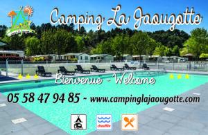 EBCD Signalétique Camping - Tarif plan T002A JAOUGOTTE routier Dibond