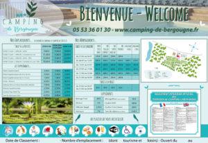 EBCD Signaletique camping - BERGOUGNE tarif 2019 1600x1100