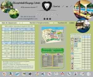 EBCD Signaletique camping - Lion panneaux tarif 2019 1500x1250
