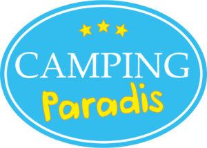 EBCD Signalétique Camping - Camping Paradis - BRISE 2021 ovales dibond 2 mesures